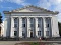 Областная библиотека имени Ленина, май 2013, фото agiss