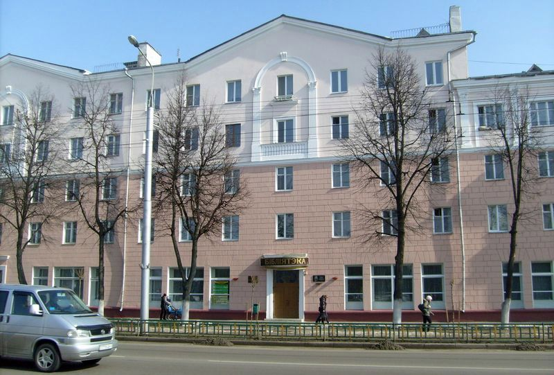 Библиотека №4 имени Е. Романова, фото x16