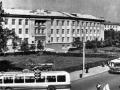 Гомельский государственный дорожно-строительный колледж. 1975