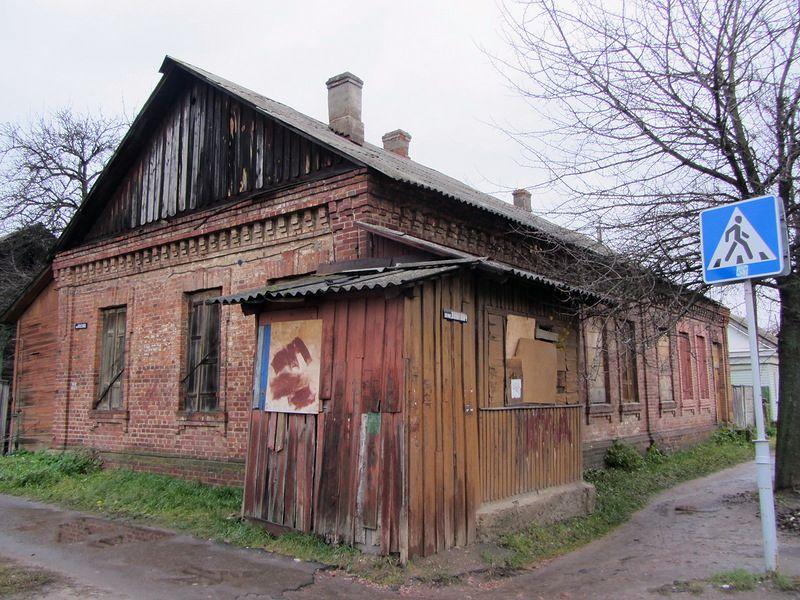 Улица Докутович, 45, ноябрь 2012, фото agiss