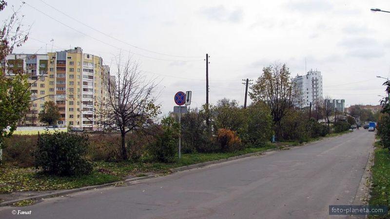 Улица Докутович
