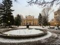 Фонтаны в парке. Фото: Сергей Бородуля.