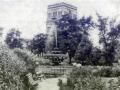 Фонтаны в парке. 1955.