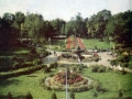 Фонтаны в парке. 1971.