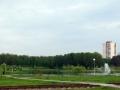 Фонтан в зоне отдыха «Пруды».