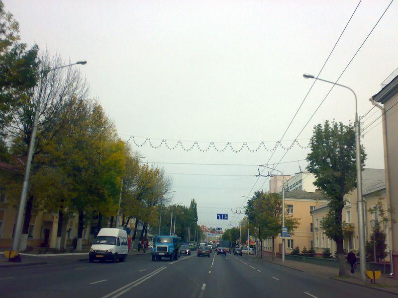 Улица Интернациональная, фото andrei-mikhailau