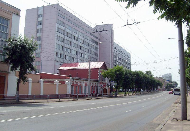 Улица Интернациональная, июль 2012, фото agiss