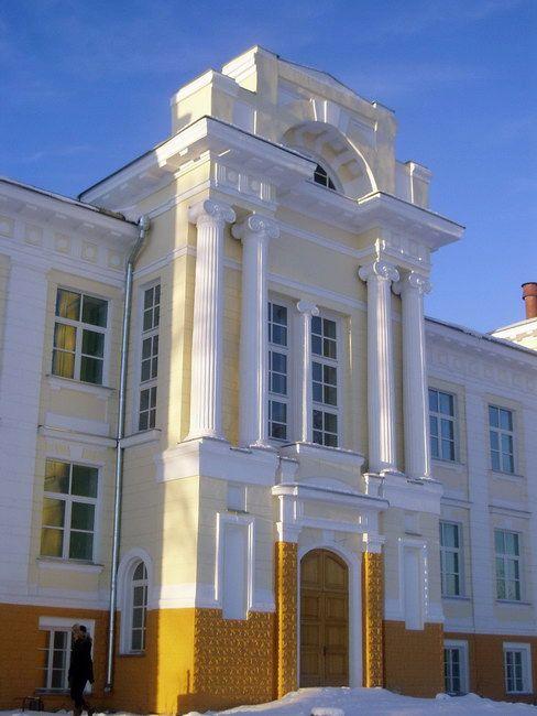 Улица Комиссарова, 27, январь 2009