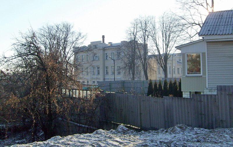 Улица Комиссарова, 27, январь 2012, фото agiss