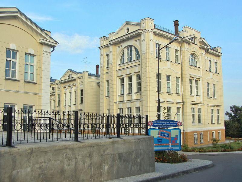 Улица Комиссарова, 27, сентябрь 2012