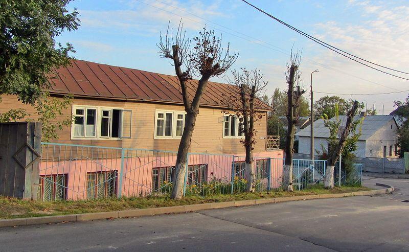 Улица Комиссарова, 31, сентябрь 2012