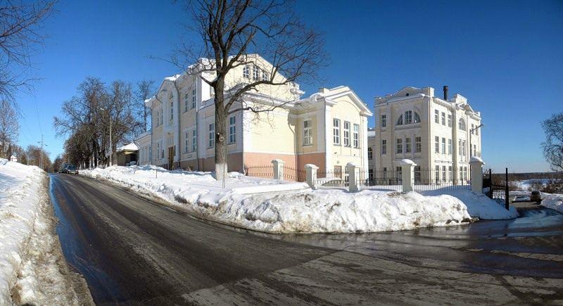 Улица Комиссарова, фото valeryruban