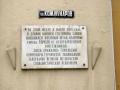 Улица Коммунаров, мемориальная доска