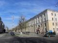 Улица Комсомольская, апрель 2013, фото agiss