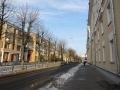 Улица Комсомольская, февраль 2013, фото agiss