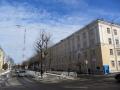 Улица Комсомольская, март 2013, фото agiss
