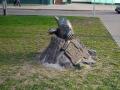 Скульптурная группа «Кроты»