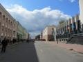 Улица Ланге, сентябрь 2012, фото agiss