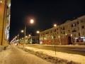 Проспект Ленина. Декабрь 2012. Фото agiss