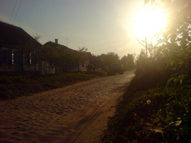 Улица Лещинская, фото marc-tempe