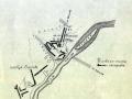 План местечка Гомель. 1783