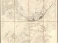 Карта Гомеля. 1838