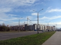 Улица Мазурова, октябрь 2012, фото agiss