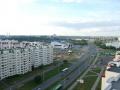 Панорама улицы Мазурова