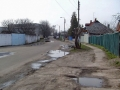 Улица Моисеенко, апрель 2012, фото agiss
