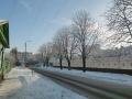Улица Моисеенко, декабрь 2011, фото agiss