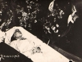 Каганская, жертва Гомельского контрреволюционного мятежа. Фотокопия. Неизвестный фотограф
