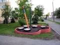 Скульптура «Набор художника» в Гомеле