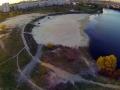 Озеро Любенское. Апрель 2015