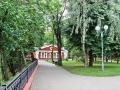 Аллеи парка Гомельского дворцово-паркового ансамбля, фото valeryruban