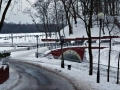 Аллеи парка Гомельского дворцово-паркового ансамбля, январь 2013, фото darkoman