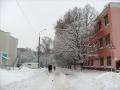 Улица Педченко, январь 2012, фото agiss