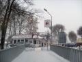 Пешеходный мост через Сож