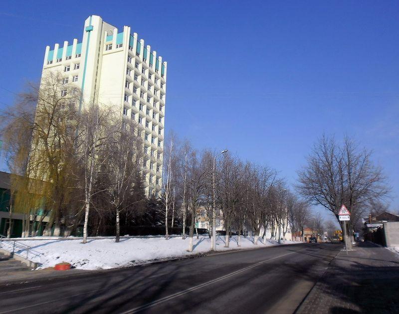 Улица Пролетарская, декабрь 2011, фото agiss