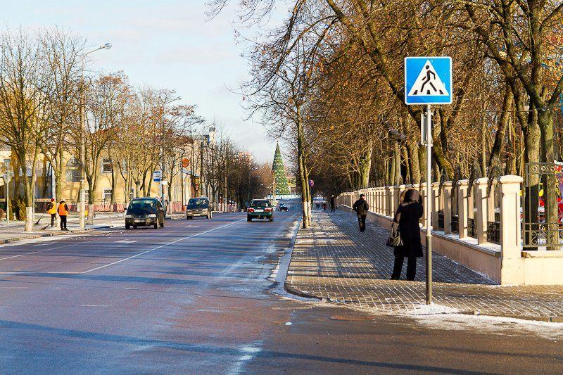 Улица Пролетарская, февраль 2012, фото irgis