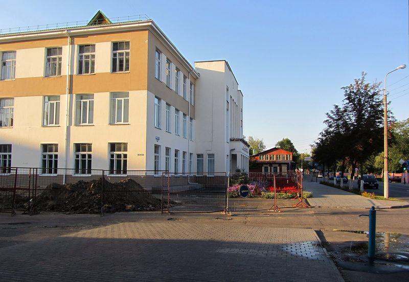 Улица Пролетарская, июль 2012, фото agiss