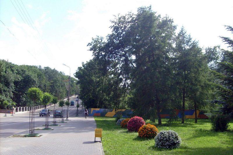 Улица Пролетарская, июнь 2012, фото agiss