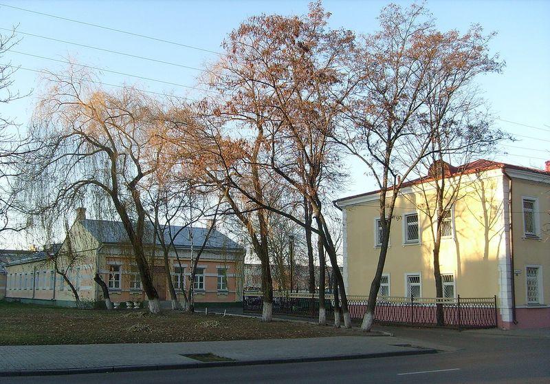 Улица Пролетарская