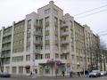 Проспект Ленина №51 (Дом-коммуна). Декабрь 2011. Фото agiss