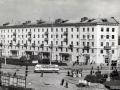 Вид на дом №63 по проспекту Ленина. 1967