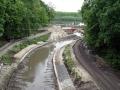 Лебяжий пруд, реконструкция
