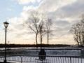 Лебяжий пруд. Февраль 2012. Фото irgis