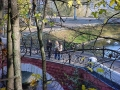 Лебяжий пруд. Октябрь 2002