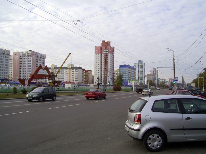Проспект Речицкий, фото daniel scholze