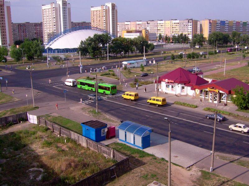 Проспект Речицкий, фото shsn
