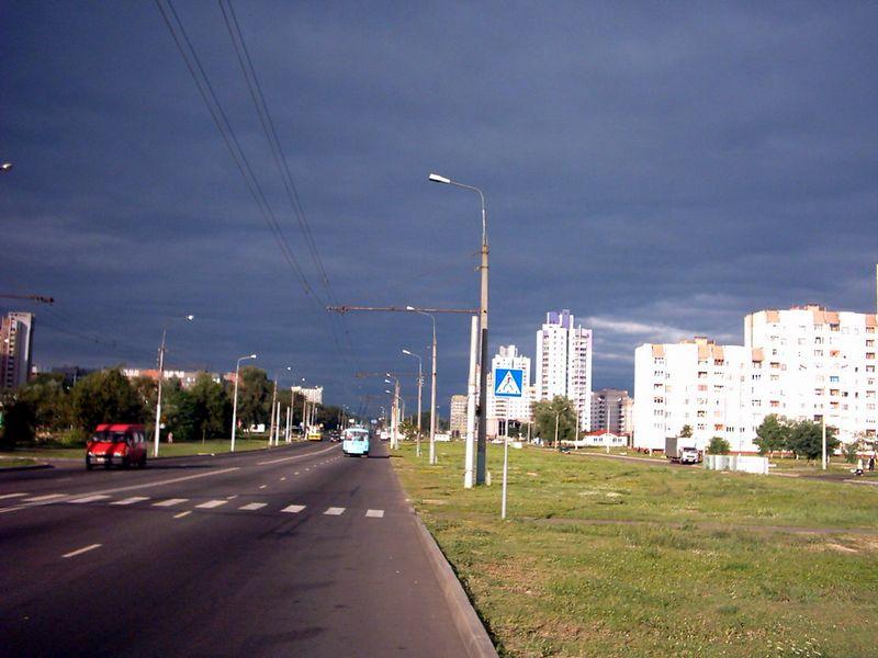 Проспект Речицкий, фото traveljan